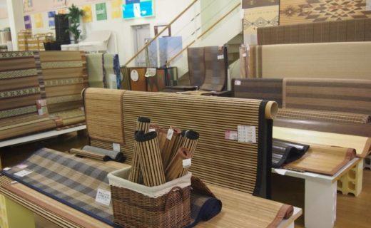 竹ラグ、い草、籐椅子、扇風機、ガーデンアイテム!!